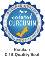 Curcuma prooved by c14 method