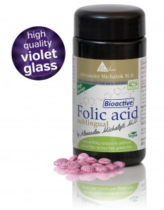 Folic Acid  Bioactive Form (Vitamin B9)