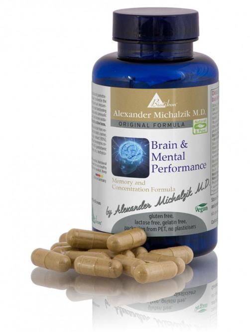 Brain & Mental Performance Formula