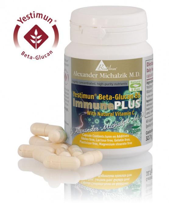 ImmunePLUS Beta-Glucan 85