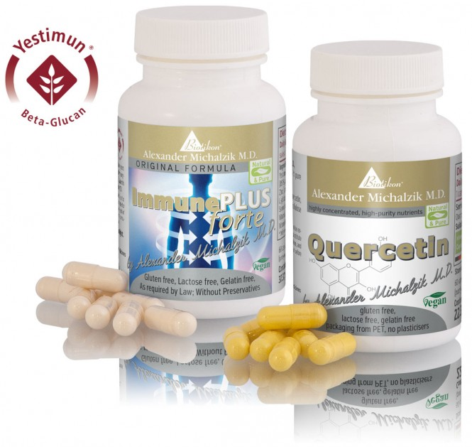 ImmunePLUS  forte  + Quercetin