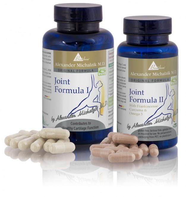 Joint Formula I + II