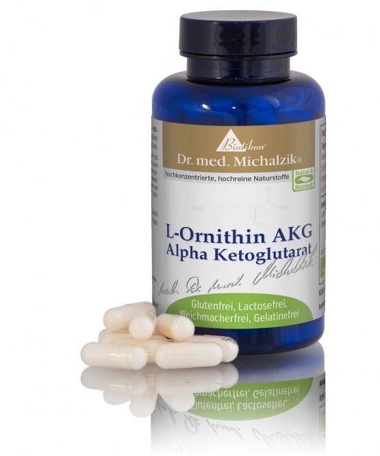 Ornithin Alpha-Ketoglutarate