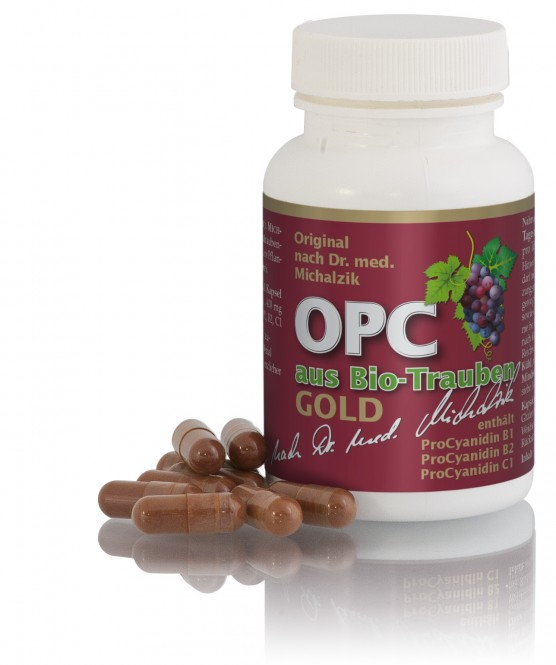 OPC  GOLD  from Organic Grapes