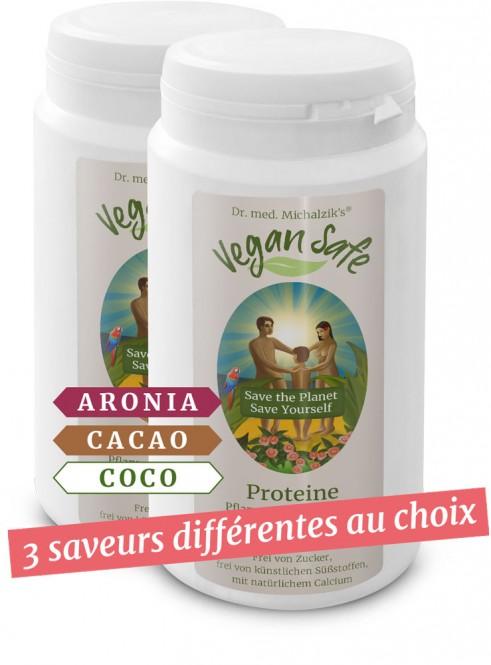 Vegan Safe Proteins 2 Pack