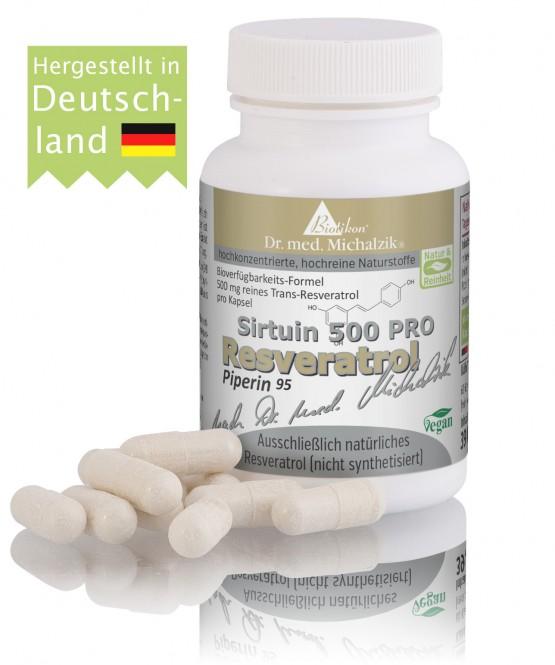 Resveratrol   500 PRO